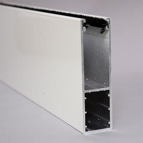 glissi re de volet roulant r novation grandes dimensions 27x95 mm. Black Bedroom Furniture Sets. Home Design Ideas