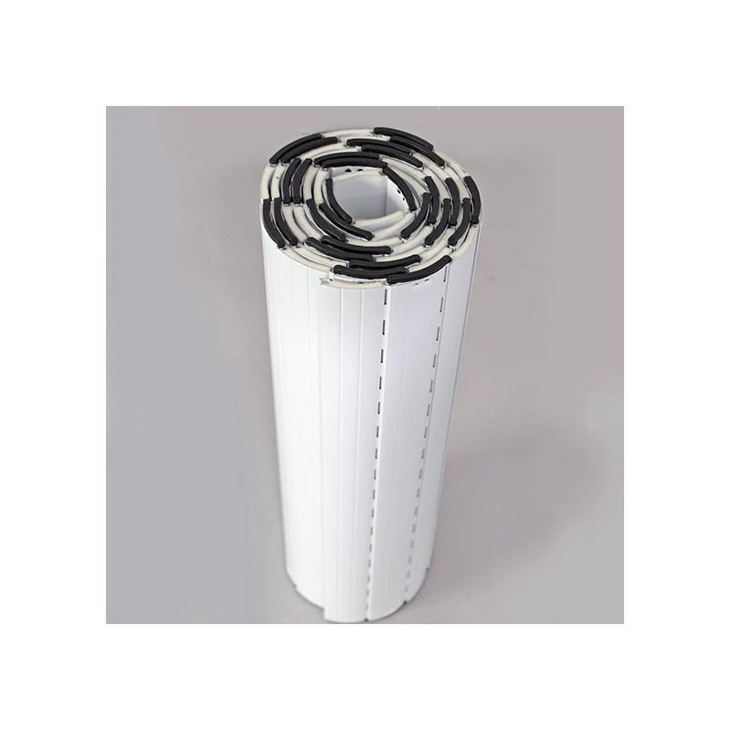 tablier sur mesure pour volet roulant lame alu section 42. Black Bedroom Furniture Sets. Home Design Ideas
