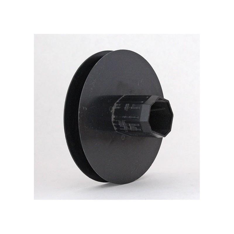 poulie pour volet roulant manoeuvre sangle axe octo 40. Black Bedroom Furniture Sets. Home Design Ideas