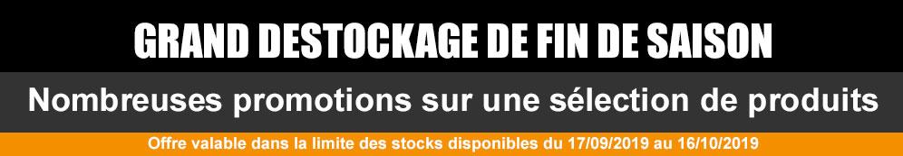 Grand Destockage de Fin de Saison chez Volet-Moustiquaire.com : Tout doit disparaître !