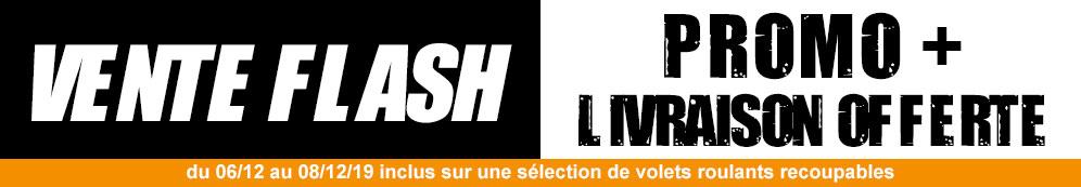 VENTE FLASH SPECIALE du 06/12/19 au 08/12/19