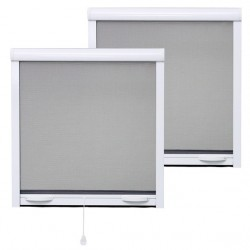 Moustiquaire Pour Fenêtre Recoupable Ou Sur Mesure