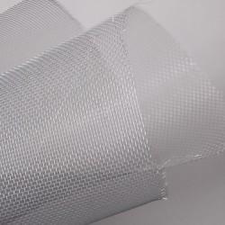 Toile de moustiquaire grise en aluminium ajustable