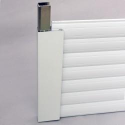 Ensemble de réhausse pour volet PVC par Volet-Moustiquaire.com