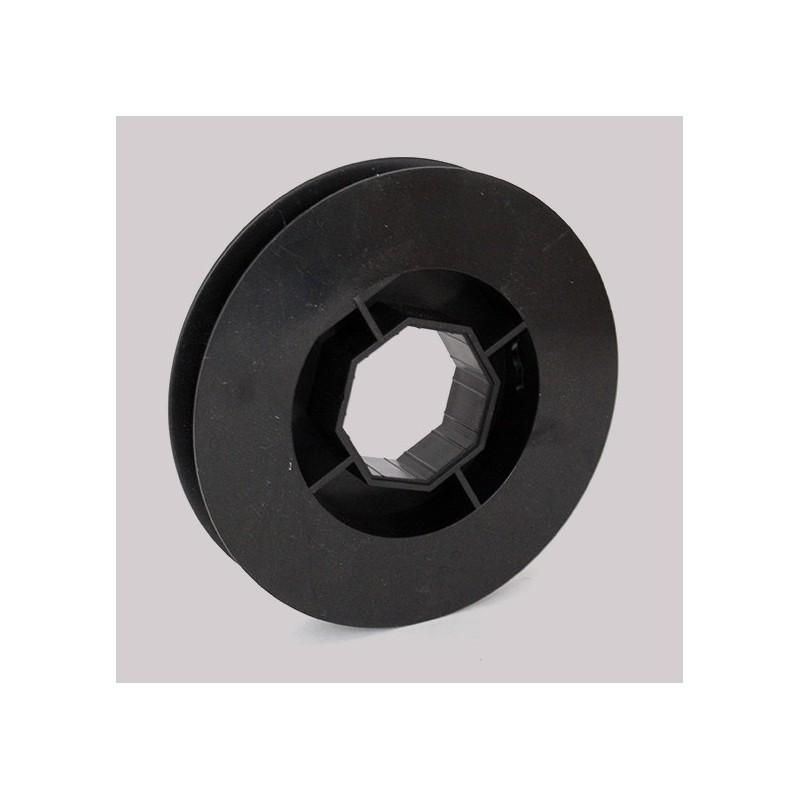 poulie clippable pour volet roulant manoeuvre sangle. Black Bedroom Furniture Sets. Home Design Ideas