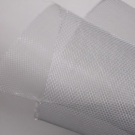 Toile moustiquaire aluminium recoupable 120 cm x 150 cm gris pour réaliser votre projet de moustiquaire