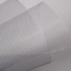 Toile moustiquaire en aluminium recoupable en 30 mètres x largeur 1 m gris