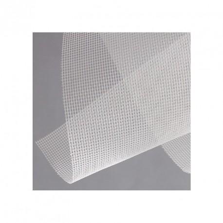 Rouleau de toile L1.40 m x 30 mètres Blanc par Volet-Moustiquaire.com