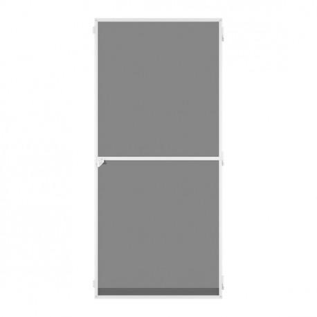 """Moustiquaire porte battante """"porte USA"""" L100 cm x H220 cm"""