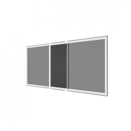 Moustiquaire extensible H70 cm x L100 cm sans percage ni montage