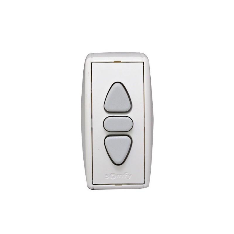 interrupteur filaire somfy inis keo en applique. Black Bedroom Furniture Sets. Home Design Ideas
