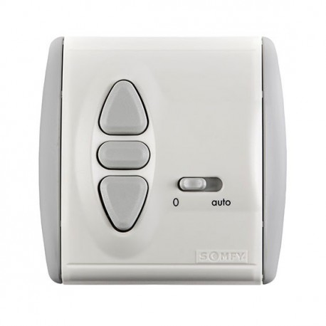 Commande murale Somfy® Centralis Uno RTS