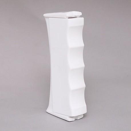 poign e de tirage pour cordon de volet roulant coloris blanc. Black Bedroom Furniture Sets. Home Design Ideas