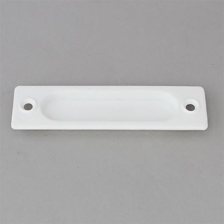 Poignée de tirage en PVC pour volet roulant tirage direct