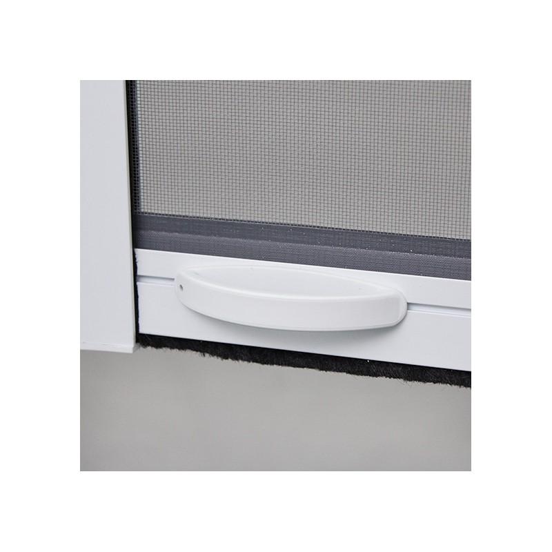 moustiquaire enroulable en alu x cm sp cial. Black Bedroom Furniture Sets. Home Design Ideas