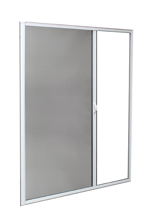 Moustiquaire Enroulable Latérale Alu H220 cm x L130 cm