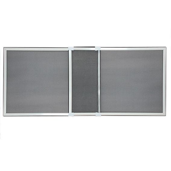 Moustiquaire Cadre Extensible pour Fenêtre PRETE A ETR