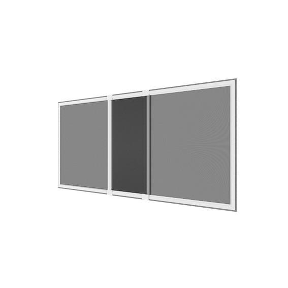 Moustiquaire extensible H70 cm x L100 cm sans percage n